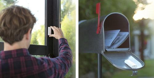 Detector de movimiento para el hogar