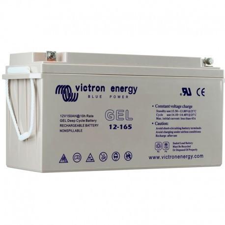 Batería de Gel 12V/165Ah(C20) Deep Cycle de Victron