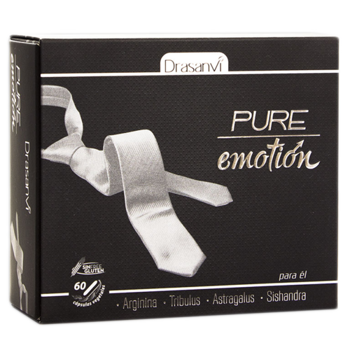 Pure Emotion 60 cápsulas - Drasanvi
