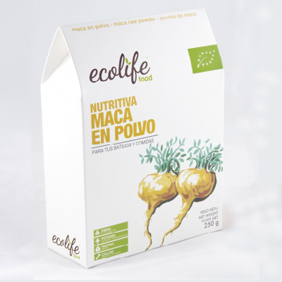 Maca Power - 250GR - Ecolife Food