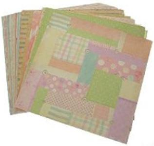 Pack de Hojas 12x12 Playful papers Kit