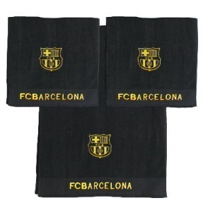 set 3 towel FCB