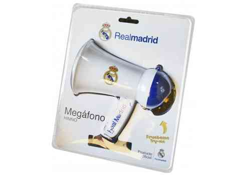 megafono real madrid
