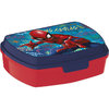 sandwich box spiderman