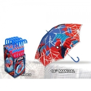 parapluie Spiderman manual 40cm