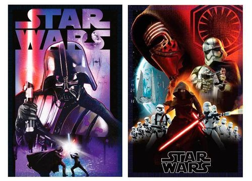 fleece blanket star wars 100x140