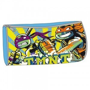 trousse ronde turtles
