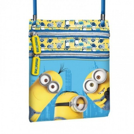 shoulder bag Minions 17x21