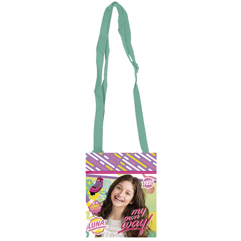 shoulder bag Soy luna 14x17cm