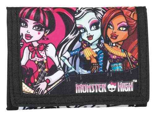 billetera Monster high