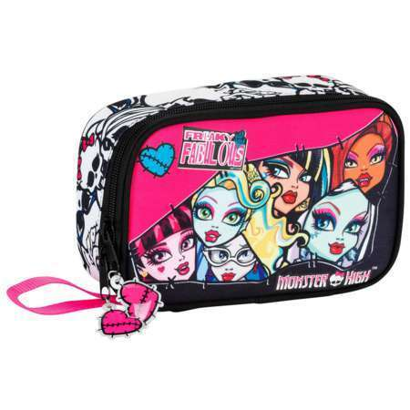portameriendas termo Monster high
