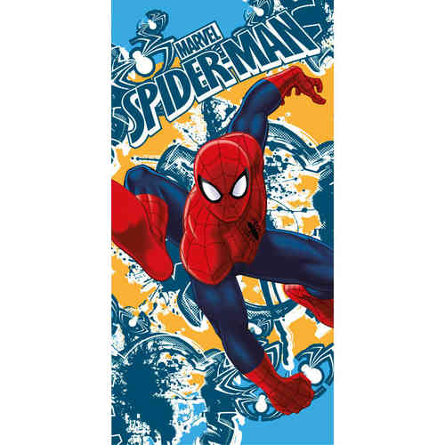 towel cotton Spiderman 70x140