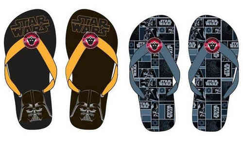 chanclas star wars 26/27 28/29 30/31 32/33 34/35