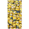 towel polyester Minions 70x140