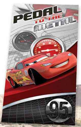 towel cotton Cars 70x140