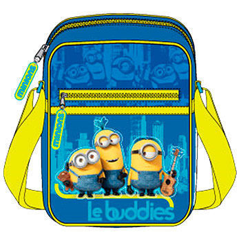 shoulder bag Minions 20x15