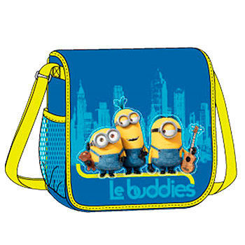 shoulder bag Minions 23x19