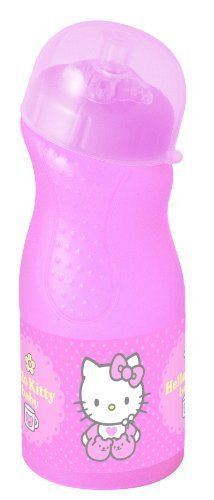 botella deporte Kitty bebe 320ml