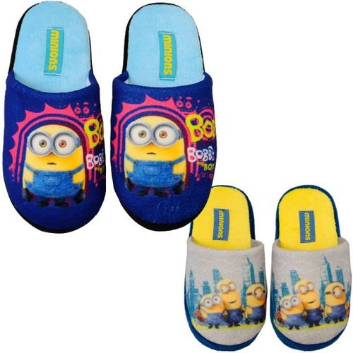 slippers Minions 27/28 29/30 31/32 33/34