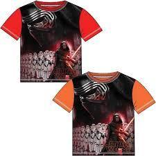 camiseta Star wars 2-3-4-5-6-8