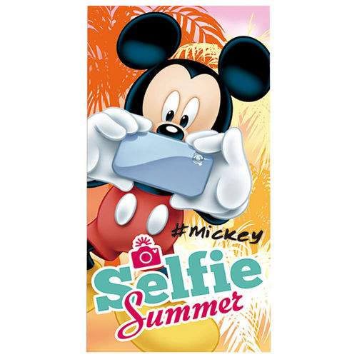 towel cotton Mickey 70x140
