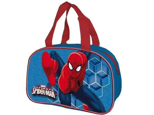 sac a snack Spiderman 23x15cm