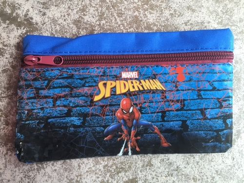 flat case Spiderman 21cm