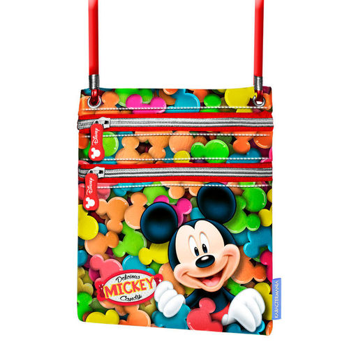 shoulder bag Mickey 17x14x1cm