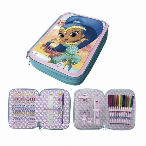 pencil case double Shimmer Shine