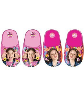slippers Soy luna 29/30 31/32 33/34 35/36