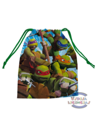 sac Turtles 26x21cm
