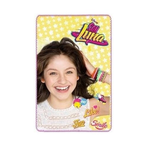 fleece blanket Soy luna 100x150