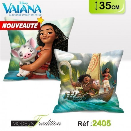 coussin Vaiana 35cm