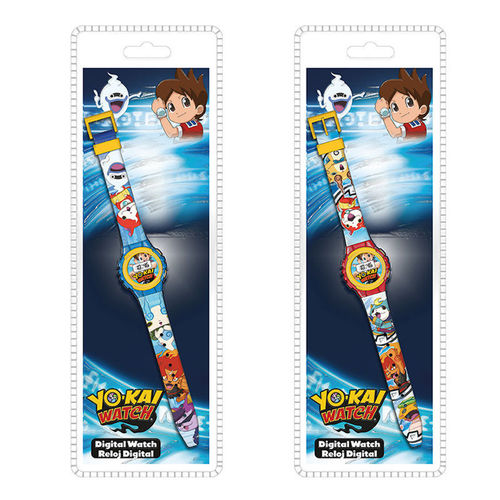digital watch YO-KAI