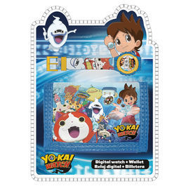 wallet + watch Yo-kai
