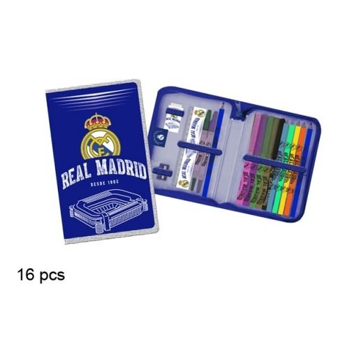 pencil case Real Madrid