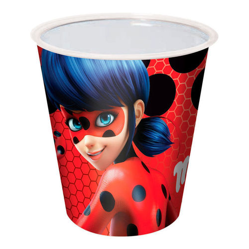 10 paper cup ladybug