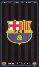 towel FC Barcelona cotton 75x150