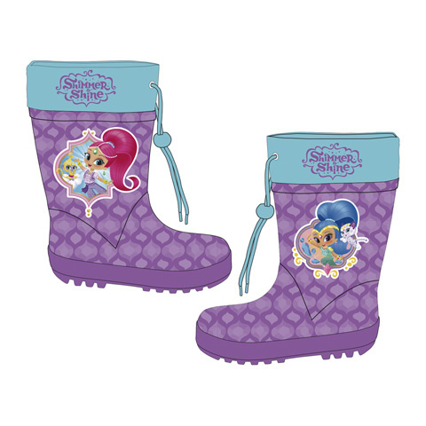 water boot Shimmer & Shine 22-24-26-28-30-32