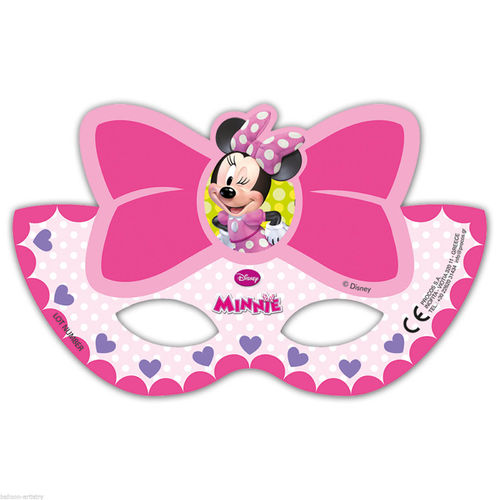 6 mask Minnie