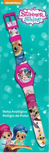 analog watch Shimmer Shine
