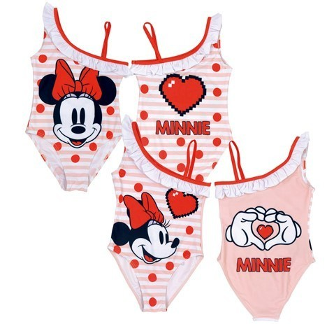 swimsuit Minnie 4-6-8