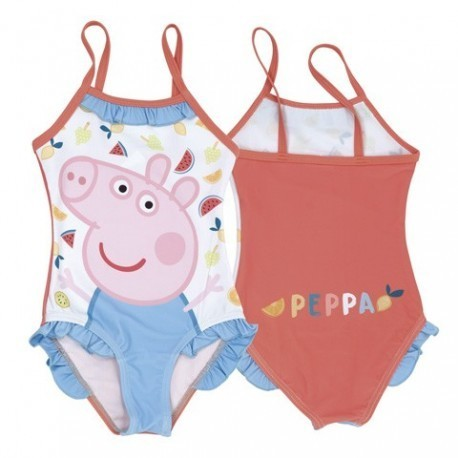 swimsuit Peppa pig 2-4-6