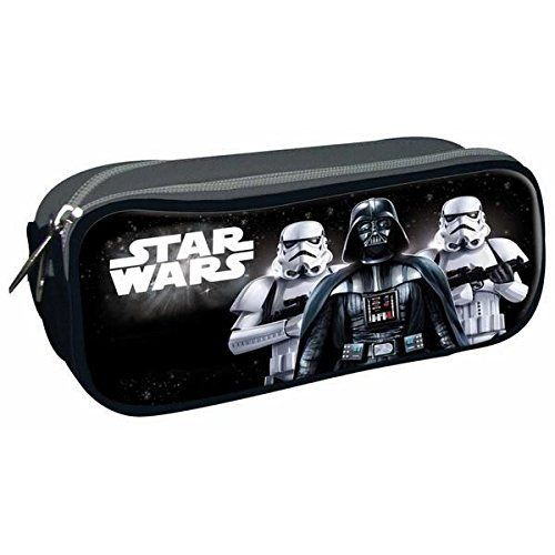 pencil case double Star Wars