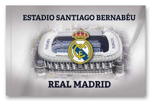 drapeau Real madrid 150x100cm