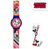 montre digital Mickey