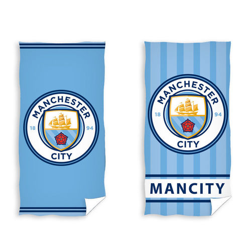 towel cotton Manchester City 70x140