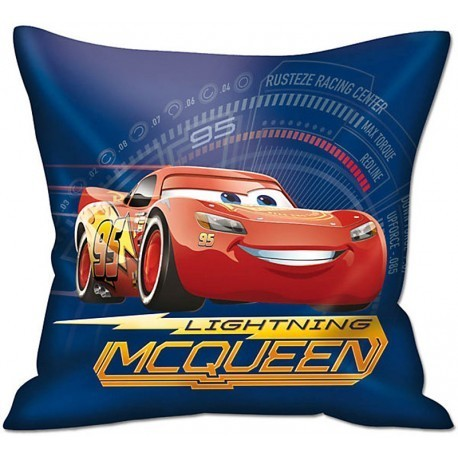 coussin cars 40 cm