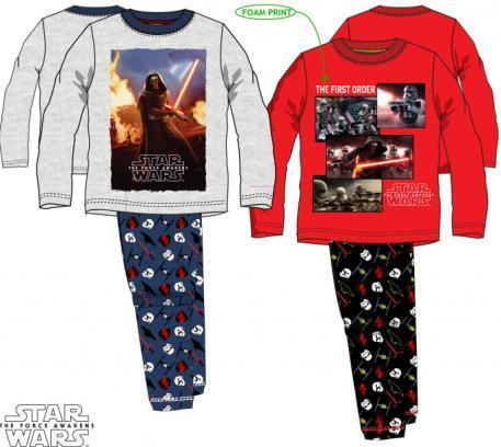 pyjama cotton Star Wars 4-6-8-10