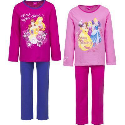 pyjama cotton Princess 3-4-5-6